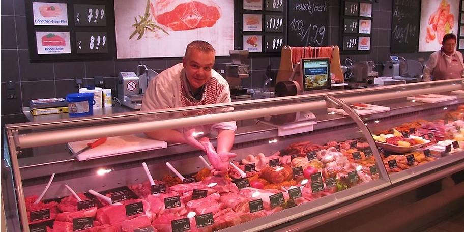 Fleisch und Wurst aus der Frischetheke