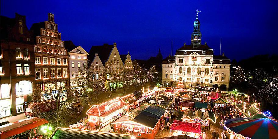 Besuchen Sie einen wunderschönen Weihnachtsmarkt mit Gehle Reisen