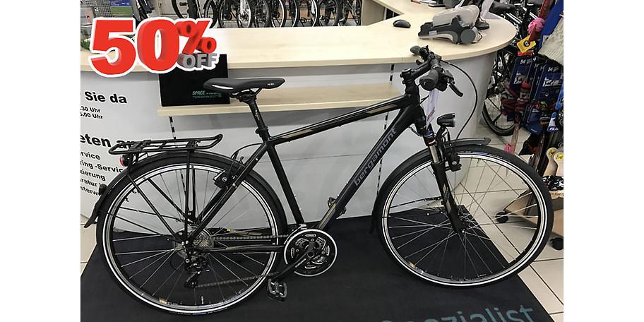 Ihr Bergamont Horizon LTD Herrenrad von 2 Rad Spree in Mülheim