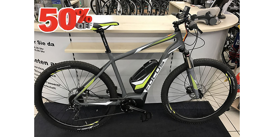 Ihr Focus Jarifa 29 Impulse EVO RS E-Bike von 2 Rad Spree in Mülheim