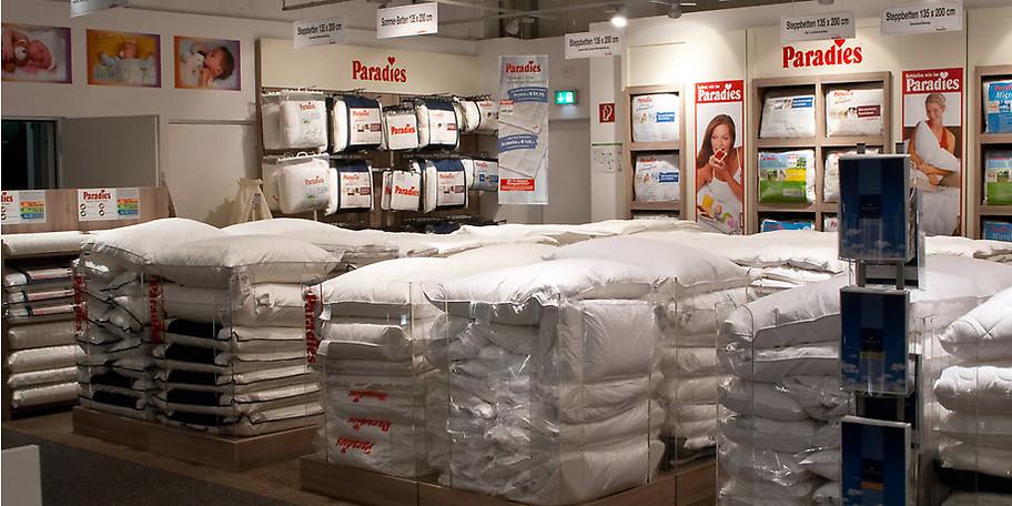 Alles für den optimalen Schlaf bei Möbel Heinrich in Hameln