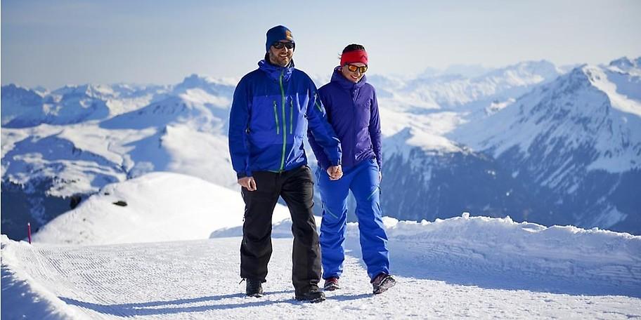 Genießen Sie den Winter in vollen Zügen – im Waldhotel National Arosa (Schweiz)