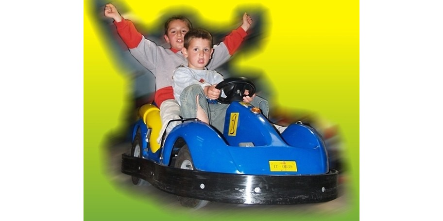 Spaß auf der Kartbahn im Springolino Herford