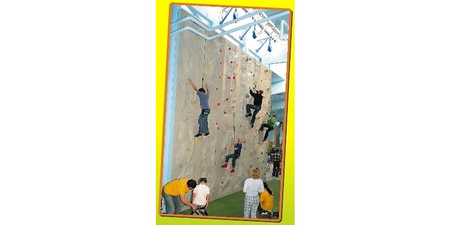 Kletterspaß für die Kleinen im Springolino Herford