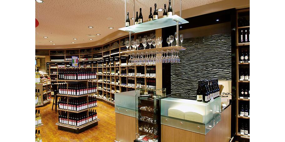 Exquisite Weine im Frischecenter EDEKA Zurheide