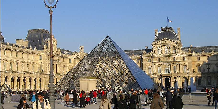Machen Sie sich ein schönes Wochenende in Paris