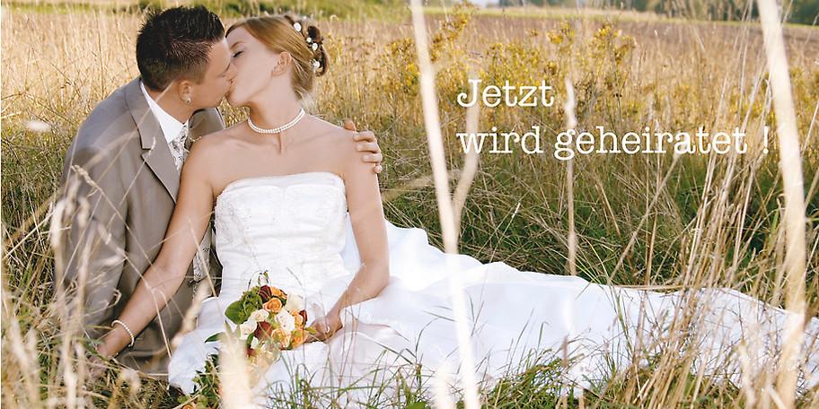 Gerne sind wir auch bei Hochzeiten dabei