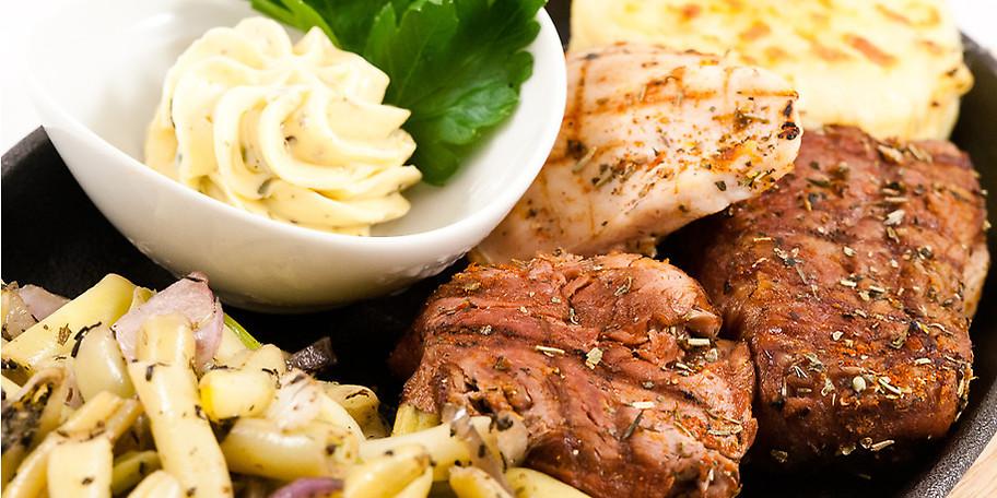 Genießen Sie die schmackhaften und kreativen Spezialitäten unserer Küchencrew