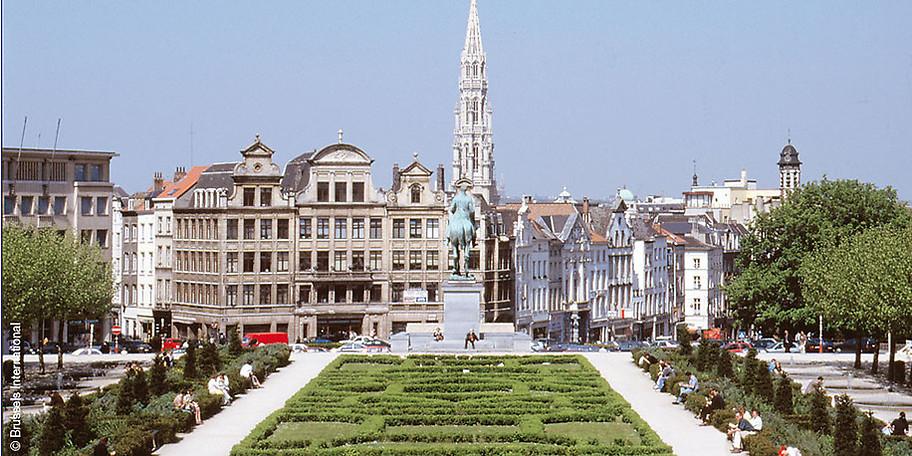 Mit Hafermann Reisen einen Urlaub in Brüssel buchen