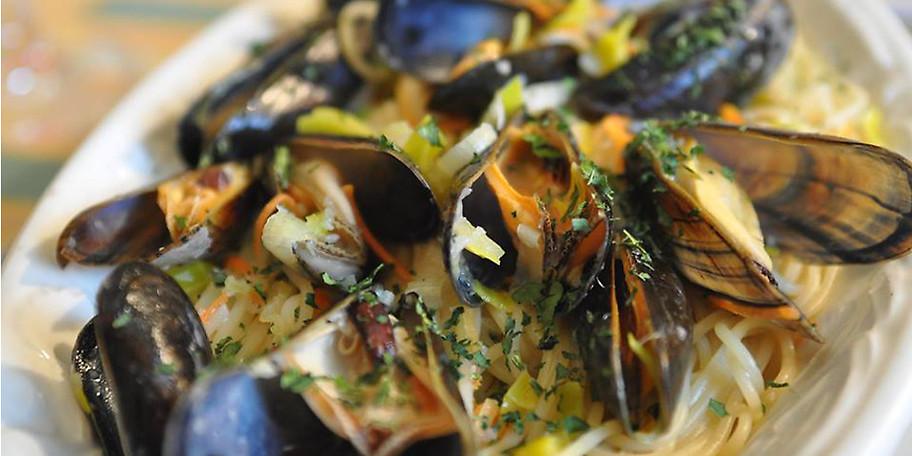 Genießen Sie feine italienische Küche in idyllische Waldlage