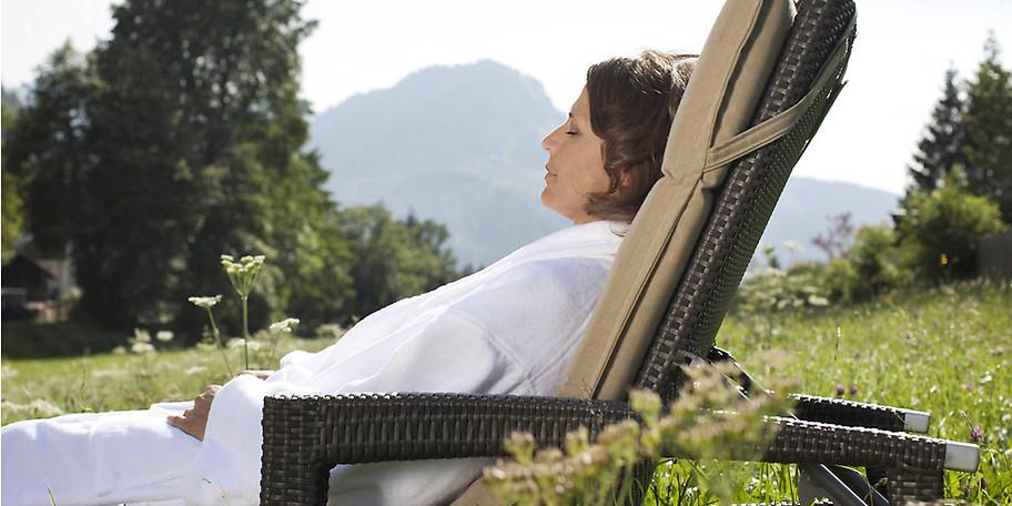 Die unmittelbare Nähe zur Natur macht das Panoramahotel Oberjoch einzigartig