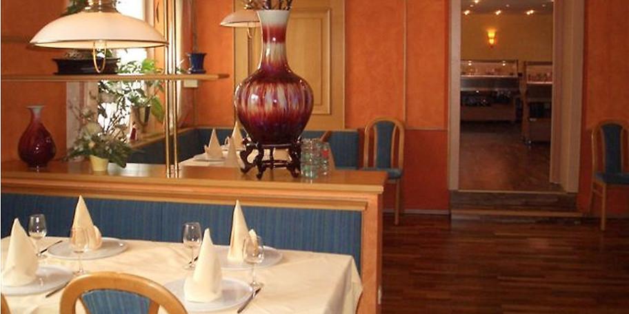 Gemütliche Atmosphäre im Chinarestaurant Sinohaus in Lustenau