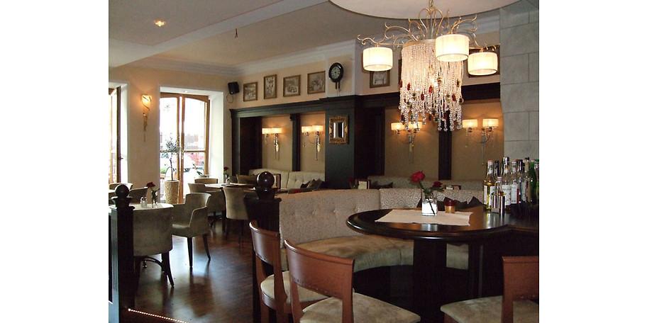 Genießen Sie ein paar freie Momente in Meiser's Grand Café