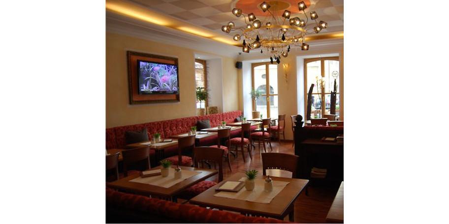 In Meiser's Grand Café findet jeder ein paar ruhige Momente