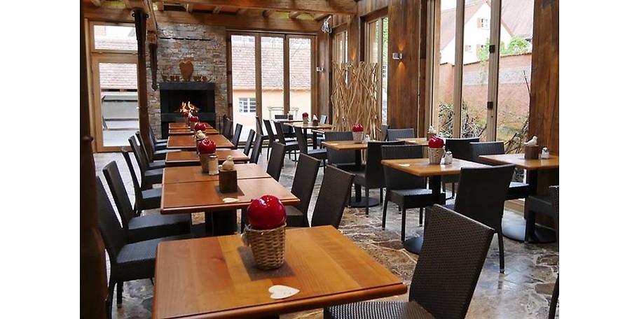 Lassen Sie sich in Meiser's Grand Café verwöhnen