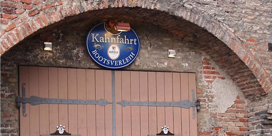 Klassisch Bayerisches Ambiente erwartet dich bei der Kahnfahrt