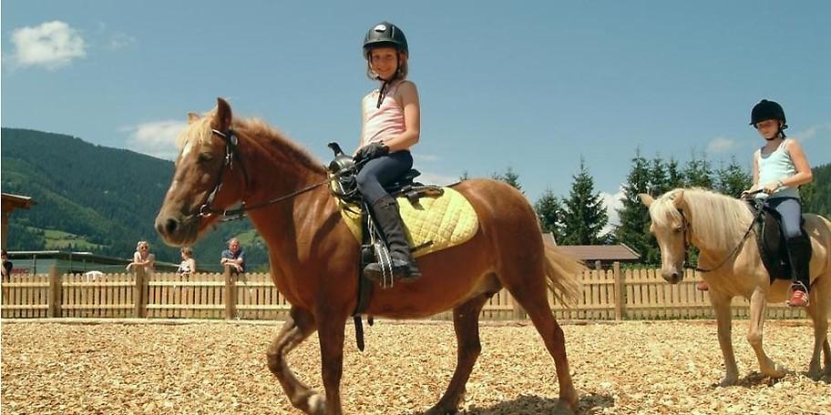 Kesselgrubs Ferienwelt**** – Der perfekte Ort für Pferdefans