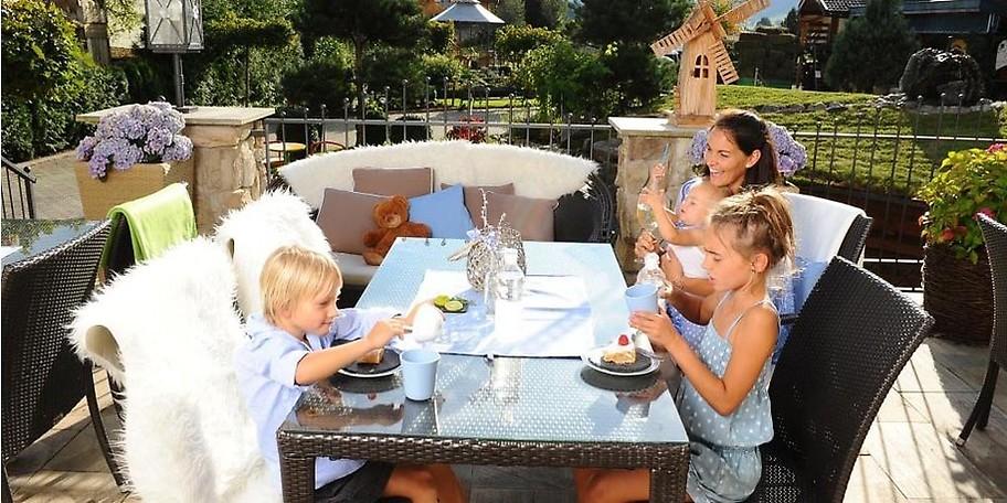 Genießen Sie Ihren Familienurlaub in der Kesselgrubs Ferienwelt****