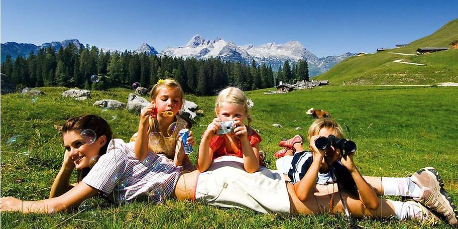 Im Herzen der Salzburger Bergwelt, mitten in Österreich, liegt ein Kleinod für Tierliebhaber und Naturgenießer