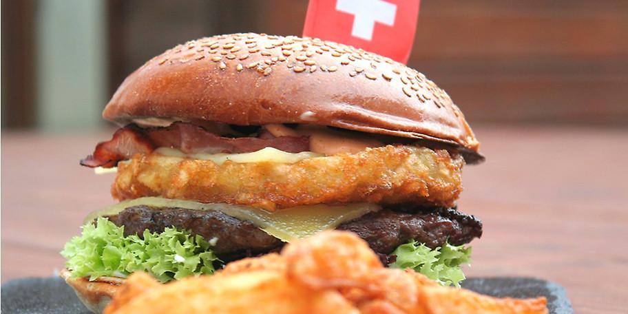 Bei Germar's gibts leckere Burger