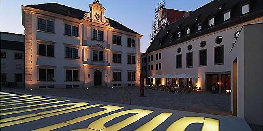 Im Herzen Augsburgs gelegen