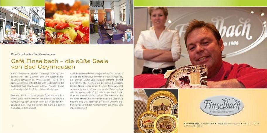 Café Finselbach – die süße Seele von Bad Oeynhausen