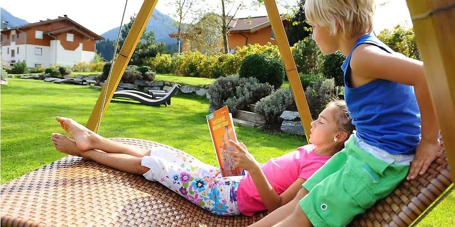 Die Kinder sind in Kesselgrubs Ferienwelt bestens aufgehoben
