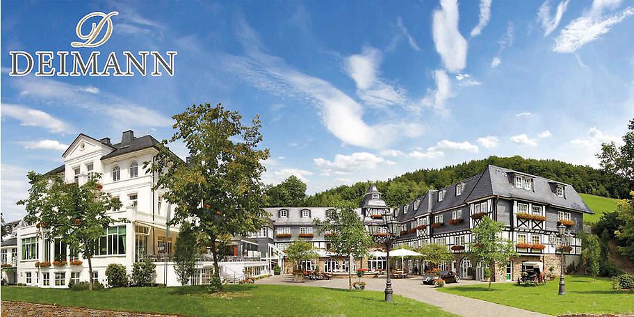 Das Grundstück des Hotels besticht durch eine angenehme Atmosphäre
