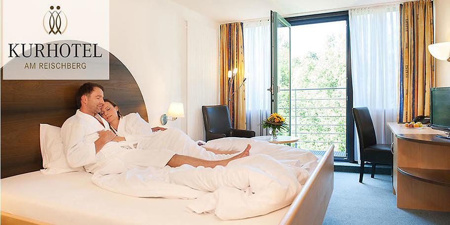 Wohnbeispiel des Kurhotels in Bad Wurzach