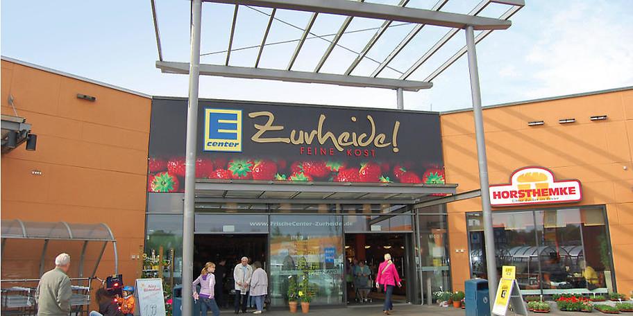 Herzlich Willkommen bei EDEKA Zurheide!