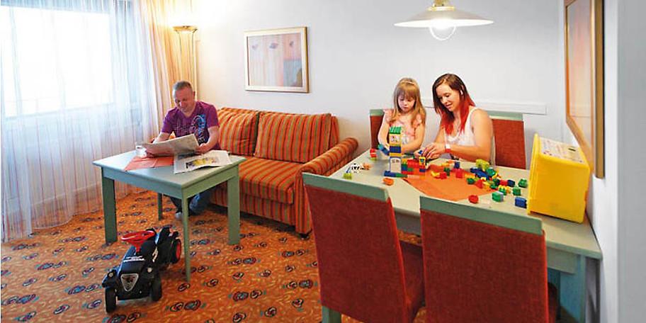 Gönnen Sie sich einen schönen Familien-Kurzurlaub im Hotel & Ferienpark IFA Schöneck