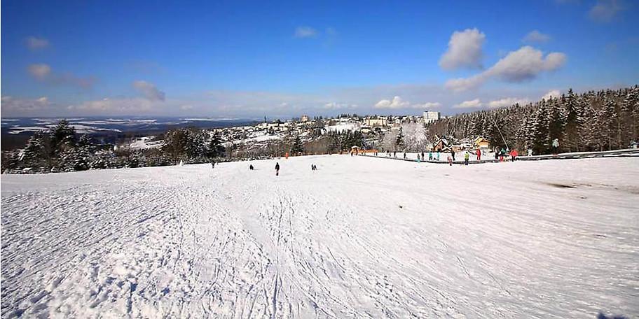 Wunderbare Skilandschaft im Hotel & Ferienpark IFA Schöneck