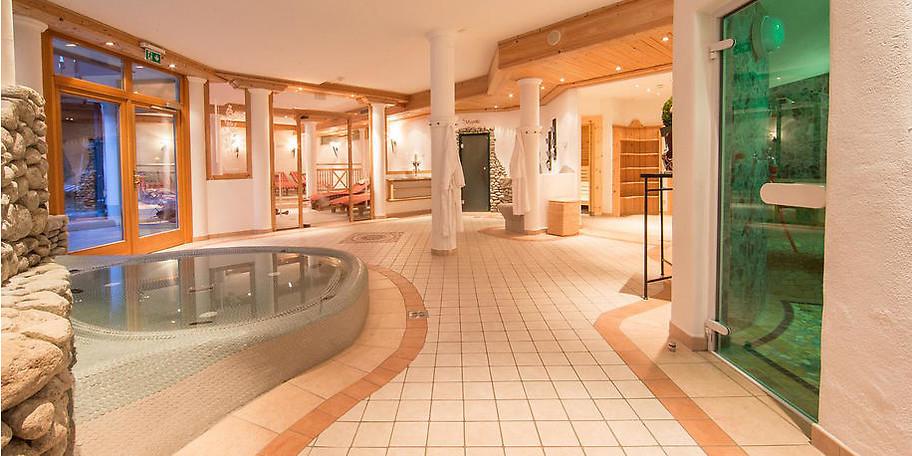 Nutzen Sie die Vitaloase des Hotels Stadt Wien in Zell am See