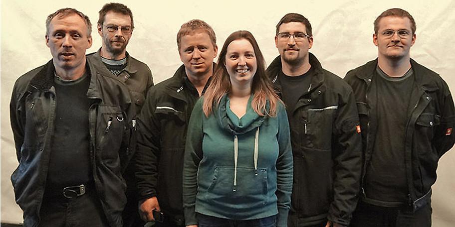 Das Team des Autoservice im Schollenteich freut sich auf Ihr Kommen