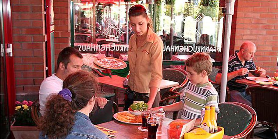 Genießen Sie einen Besuch im Pfannkuchenhaus mit der ganzen Familie