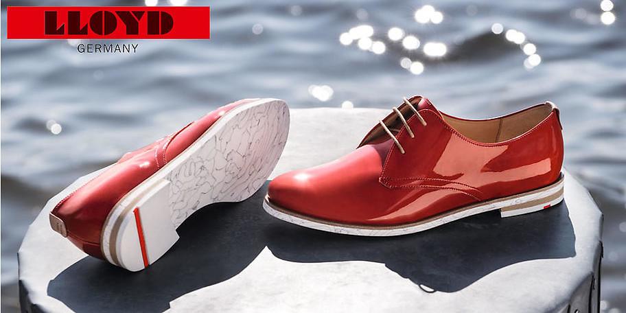 exquisite design official great fit Gutschein - LLOYD Factory Outlet - 50,- € statt 100,- €