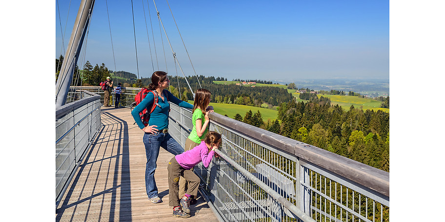 Ein Erlebnisausflug nach Scheidegg lohnt sich zu jeder Jahreszeit