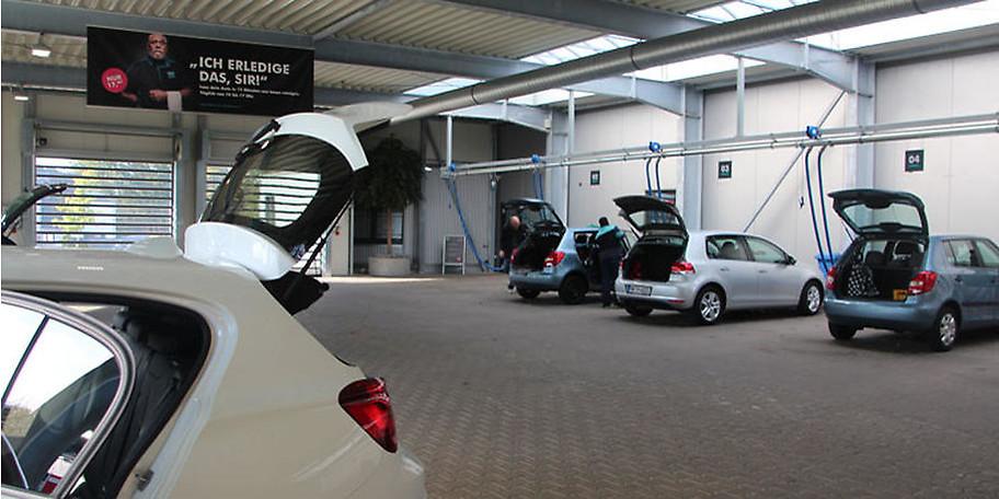 Gönnen Sie Ihrem Auto eine Komplettpflege in Lüdenscheid oder Iserlohn