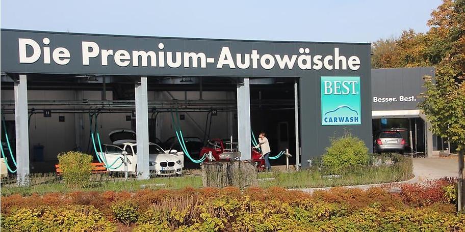 Willkommen bei Best Carwash - beste Pflege für Ihr Auto