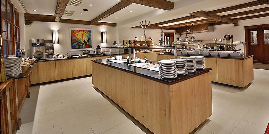 Kulinarische Genüsse im Hotel St.Peter