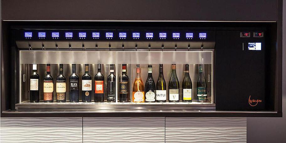 """Mit """"By the Glass"""" ermöglichen wir Ihnen, hochwertige Weine schluckweise oder glasweise zu probieren"""