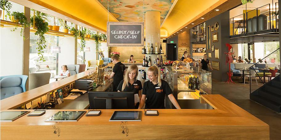 Das SMARTe Hotel in Wien für moderne Reisende