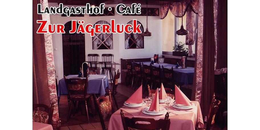 Landgasthof Café Zur Jägerluck in Muhr am See – immer einen Besuch Wert