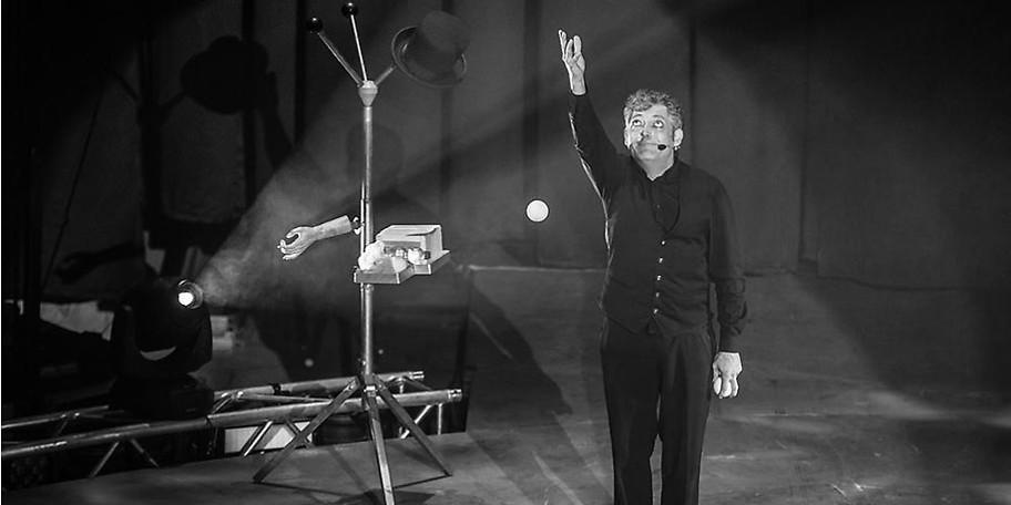 Patrick Lemoine - Comedy-Jonglage
