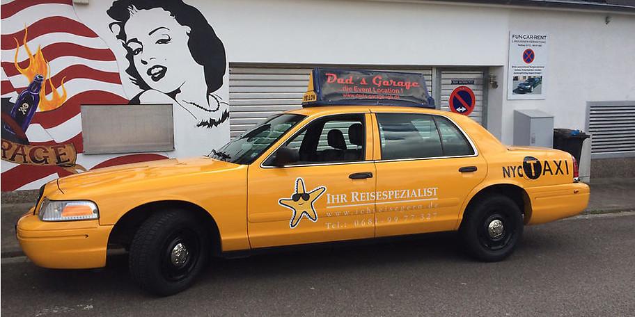 Dad's Cab