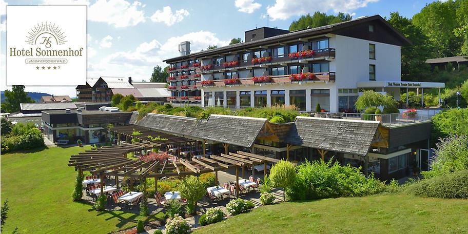 Willkommen im Hotel Sonnenhof