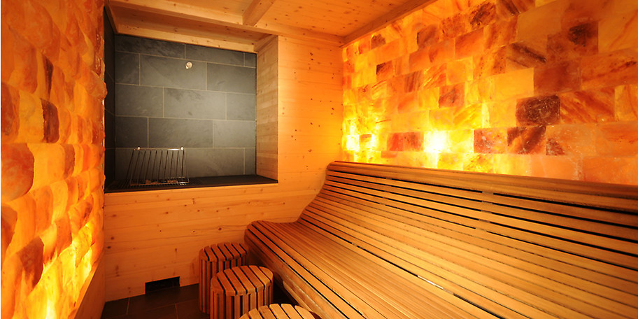 Ein entspannter Saunabesuch ist der perfekte Ausklang für den Tag