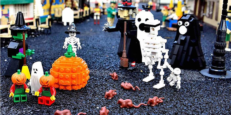 Schaurig-süß und schrecklich-schön! Halloween im LEGOLAND® Deutschland
