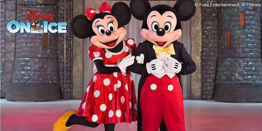 Global Concerts präsentiert Disney On Ice in der Olympiahalle München
