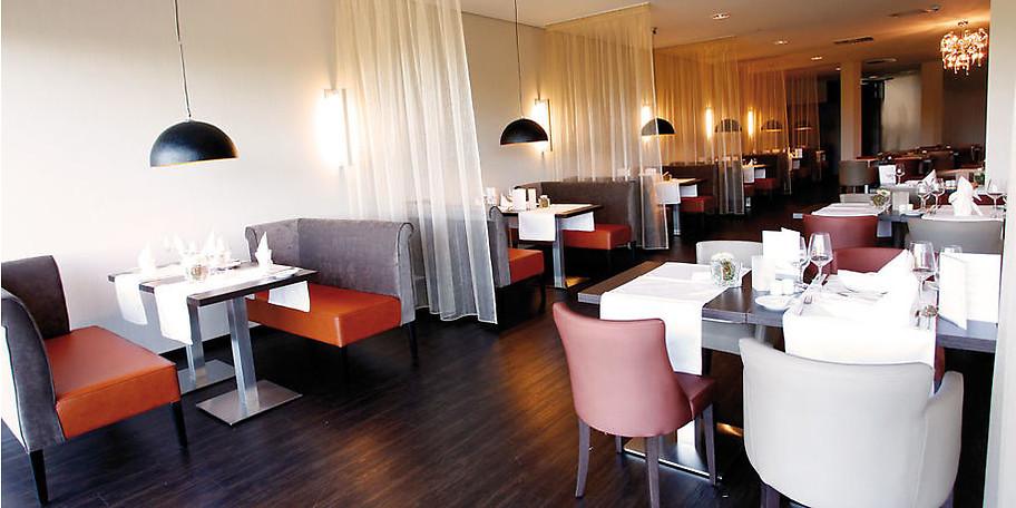 Genuss-Lust erleben Sie im OVERSUM Hotelrestaurant der Extraklasse
